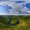 Co říkáte na vyhlídku Máj? 💚💙 • • 📷 © CzechTourism – fotobanka, autor: Panoramas • #rekavltavaig #rekavltava …