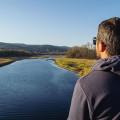 Pohledy na řeku Vltavu bychom si mohli vychutnávat každý den. Pokud zrovna nemáte čas na cesty, pokochejte se alespoň…