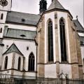 Víte, kde najdete tento klášter? 🤔 ... Malá nápověda ☝️ - je to jediný fungující mužský cisterciácký klášter v Česku 😎 …