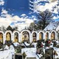 Kapličkový hřbitov v Albrechticích nad Vltavou... Už jste se byli podívat? 🙃  #rekavltavaig #rekavltava #usek4ig #usek4…