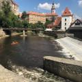 Jez U Jelení lávky je dějištěm mnoha vtipných momentů. 🚣🛶 A který jez na Vltavě byl osudný Vám? 😎  #jiznicechy #usek2 …