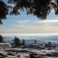 Co říkáte na tento pohled na zasněženou krajinu? 🙃😇  #rekavltavaig #rekavltava #usek5ig #usek5 #vltavariverig …