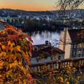 Praha v podání @eliska.58 🧡🤎  #rekavltava #vltavariver #rekavltavaig #vltavariverig #usek5 #usek5ig #praha #prague …