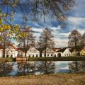 Holašovice jsou vzdáleny 16 km západně od Českých Budějovic a je tam opravdu krásně! 😊 . . . . . . . . . #rekavltavaig …