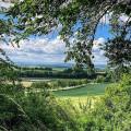 Pojďme si tento upršený den zlepšit pohledem na krásnou krajinu Písecka-Blatenska 🥰 . . . #rekavltavaig #rekavltava …
