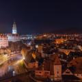 Pěkný večer z Českého Krumlova přejeme! 🤩🌝  Děkujeme @pavel_oberfalzer 📸😊  #rekavltava #rekavltavaig #usek2ig #usek2 …