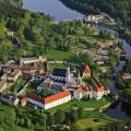 Vyšebrodský klášter - jedná se o jediný fungující mužský cisterciácký klášter v Česku a jednu z nejvýznamnějších…