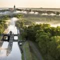 Jaké město se nám to ukrývá v mlze? 🌫 . © CzechTourism – fotobanka, autor: Jiří Jiroušek . . . #rekavltavaig …