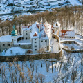 Zima zima všude je velikááá... I ve Vysokém Chlumci 😁  #rekavltavaig #rekavltava #usek4ig #usek4 #toulava #strednicechy…