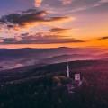 Moc děkujeme za tyto pěkné fotky z výšky 😍 @majklphoto #klet #vltava #rekavltava #rekavltavaig #reka #PodKleti #usek2ig…