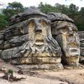 Máme pro vás malý tip na výlet 🥰 nedaleko Mělníka najdete tyto skalní útvary Želízy 🙃 #rekavltavaig #rekavltava …