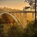 Bechyňský most 🌈 Věděli byste, který most v zahraničí byl jeho vzorem? 🤓 . . . . #rekavltavaig #rekavltava #usek3ig …