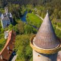 Víte o tom, že po více než sto letech je zpřístupněna věž Jakobínka na hradě Rožmberk nad Vltavou? Doporučujeme Vám…